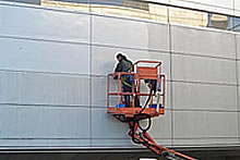 Cladding Cleaning Pic 2